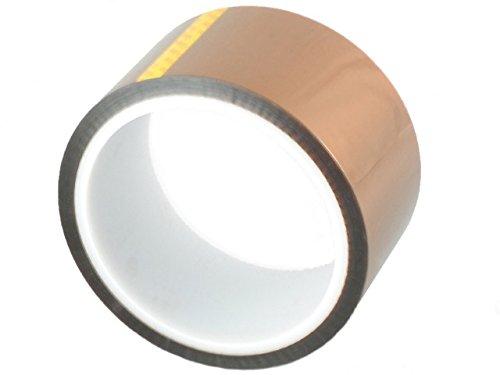 macher 3d gold kapton tape hitzebest ndiges klebeband abdeckband hei klebeband f r 3d drucker u. Black Bedroom Furniture Sets. Home Design Ideas