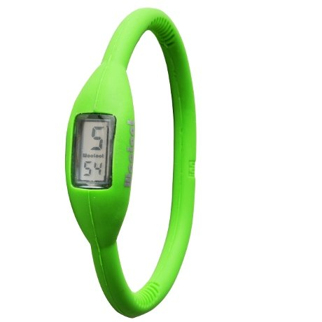 WooLoot Wave Ion Sport Watch Large (19cm) Green