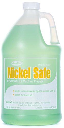 ComStar 90-357 Nickel Safe Ice Machine Cleaner, 1 gal Container,White (Ice Machine Cleaner Nickel Safe compare prices)