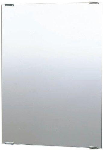 LIXIL(リクシル) INAX 化粧鏡(防錆) スタンダードタイプ 356×10×459(鏡356×5×457) KF-3545A
