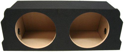 "Asc Mazda Rx8 Coupe 2003-2012 Dual 12"" Subwoofer Custom Fit Trunk Sub Box Speaker Enclosure"