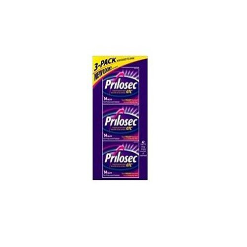 Prilosec OTC Heartburn Tablets 42 ct