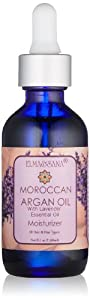 Elma and Sana Moroccan Argan Oil, Lavender Scent, 2 Ounce