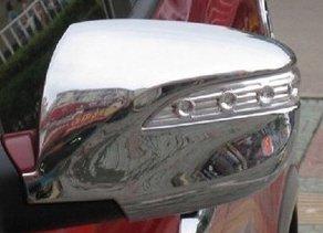 Hyundai ix35 Chrom Spiegel Kappen Zubehör Tuning Neu