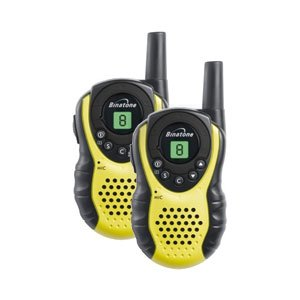 Binatone Latitude 100 Twin Walkie Talkie