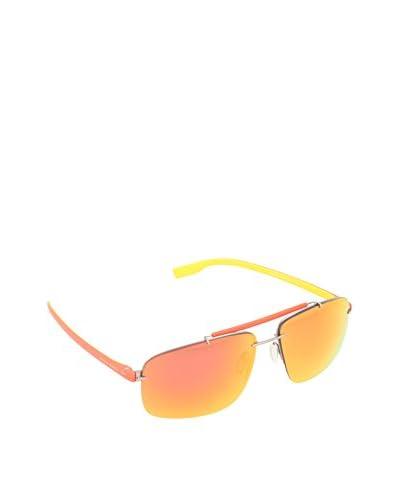 Boss Sonnenbrille 0608/S silberfarben/rot