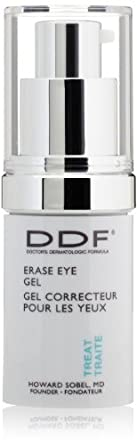 DDF Erase Eye Gel, 0.5 oz.