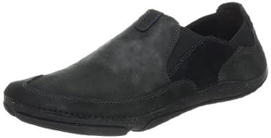 海淘推荐:(暴跌)Timberland Men's Brookridge Slip-On 天伯伦男士牛津休闲鞋棕色$60.56