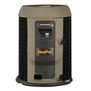 Hayward hp6003t titanium heat pro heat pump for Garden pool heater