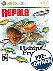 PRE-OWNED Rapala Fishing Frenzy 2009 for Xbox 360
