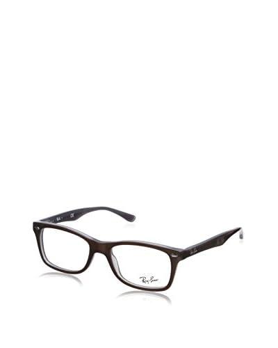 Ray Ban RX5228 Rx Ready Eyeglasses, Brown