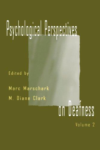 Psychological Perspectives on Deafness: Volume II PDF