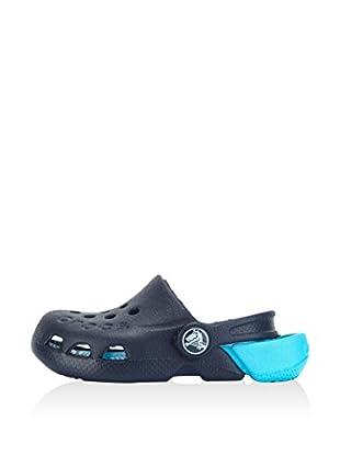 Crocs Zuecos Electro (Azul)