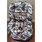 Custom made Britax Marathon Roundabout Car Seat Replacement Cover