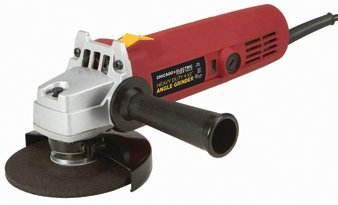 """Chicago Electric Power Tools 4-1/2"""" Heavy Duty Angle Grinder"""