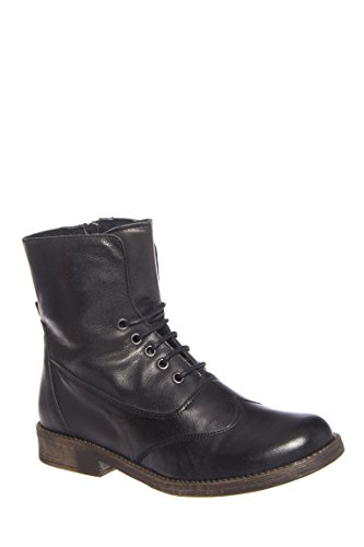 Riley Low Heel Casual Boot