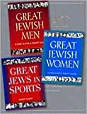 img - for Great Jews Boxed Set : Women, Men, Sports book / textbook / text book