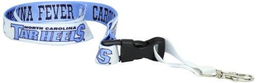 NCAA North Carolina Tar Heels Two-Tone Lanyard with Detachable Buckle (Unc Tar Heel Tickets compare prices)