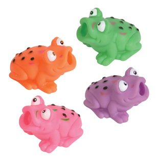 FROG SQUIRT TOY, Case of 12