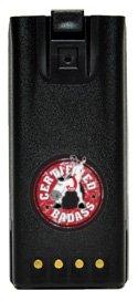 0100 battery for Bendik King KNG P Series Portable radios, 1880 MAh Li-Ion