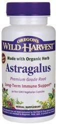 Oregon'S Wild Harvest Astragalus, 90 Vcaps