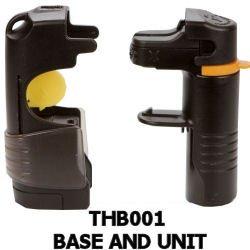 Tornado 5 in 1 Pepper Spray Defense System Alarm/Strobe Light/Speed Release