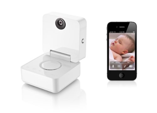 Withings Smart Baby Monitor, White