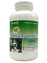 Renal Essentials Smoke Flavor 90 Chewable by Vetri-Science