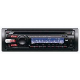 Peugeot - Autoradio Cd Mp3 Sony Cdx-Gt 35U
