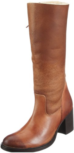 Buffalo London 1002 W 04 COW MONTONE 121935, Damen Stiefel, Braun (COGNAC 01), EU 38