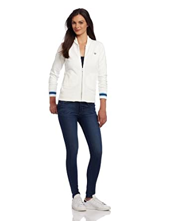 Buy Fred Perry Ladies Warm Up Jacket by Fred Perry