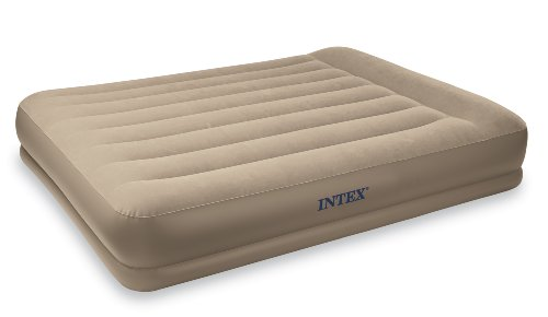 Intex Pillow Rest Mid-Rise Queen Size Airbed