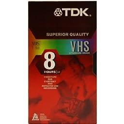 8HR High STD Video Tape