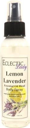 Lemon Lavender Essential Oil Blend Bo…