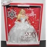 Mattel 2013 Holiday Barbie Doll(Mfg Age: 6 Years And Up)