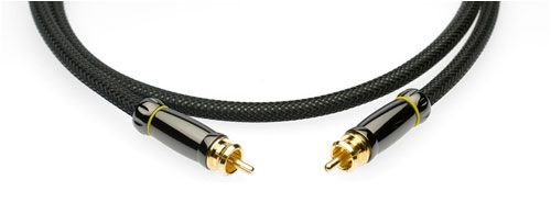 Silent Wire S4MK2 Coaxial RCA 3m