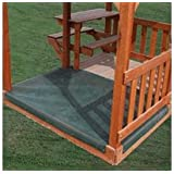 Skyfort Strong Mesh Material Sand Box Cover (60484-6009)