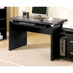 Buy Low Price Comfortable Black Computer Desk – Coaster 800821 (B005LWSU5Y)