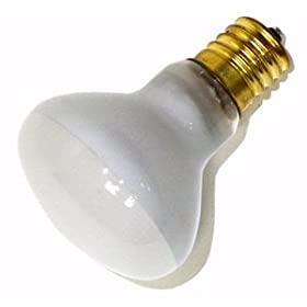 Sylvania 14784 25-Watt Intermediate Base Incandescent R14 Mini-Reflector Light Bulb