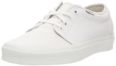Vans 106 VULCANIZED, Unisex-Erwachsene Sneakers, Weiß (True White W00), 35 EU