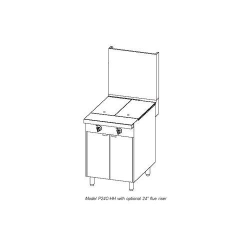 Standing Pilot Gas Range front-519666