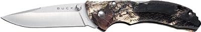 Buck 0284CMS BBW Bantam Camo Folding Hunting Knife (Camo)