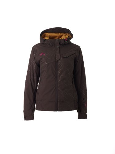 Powderhorn Damen Skijacke Linda , after dark, S