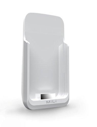 MiLi 大容量3000mAh iPhone4用外付けバッテリー Power Pack 4 ホワイト HI-C11