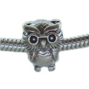 Wise Owl Charm Bead   Comentarios de clientes y más noticias