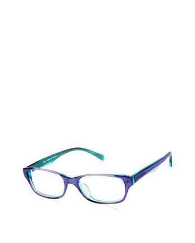 Ivory + Mason A3280 Verona Eyewear, Purple/Aqua