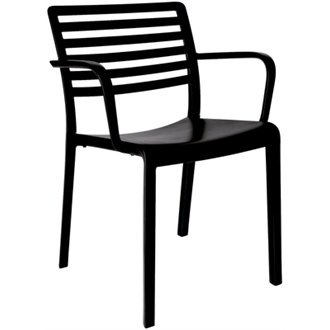 Winware Bistro Stacking Armchair