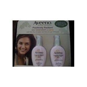Aveeno Positively Radiant Daily Moisturizer Spf15