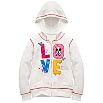 Disney Love Mickey Mouse Hoodie