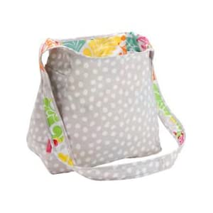 large tote bags: thirty one inside out bag party punch